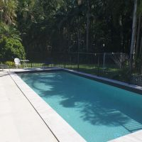 9mx4m concrete swimming pool sunshine coast